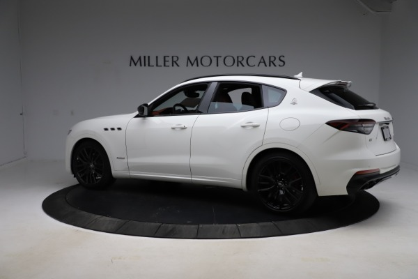 New 2021 Maserati Levante Q4 GranSport for sale $95,835 at Pagani of Greenwich in Greenwich CT 06830 8