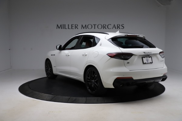 New 2021 Maserati Levante Q4 GranSport for sale $95,835 at Pagani of Greenwich in Greenwich CT 06830 9