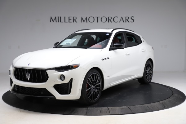 New 2021 Maserati Levante Q4 GranSport for sale $95,835 at Pagani of Greenwich in Greenwich CT 06830 1