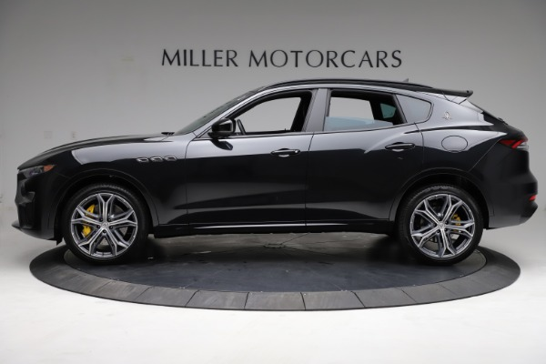 New 2021 Maserati Levante GTS for sale $139,585 at Pagani of Greenwich in Greenwich CT 06830 3