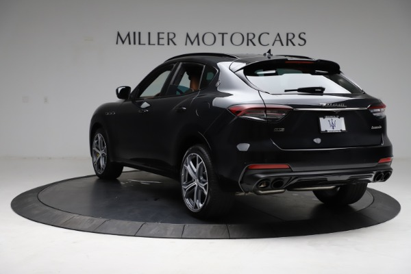 New 2021 Maserati Levante GTS for sale $139,585 at Pagani of Greenwich in Greenwich CT 06830 5