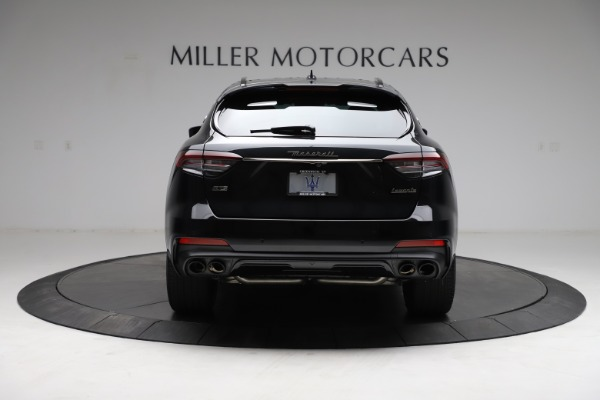 New 2021 Maserati Levante GTS for sale $139,585 at Pagani of Greenwich in Greenwich CT 06830 6