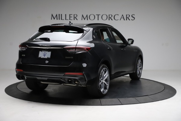 New 2021 Maserati Levante GTS for sale $139,585 at Pagani of Greenwich in Greenwich CT 06830 7
