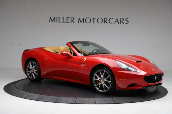 Used 2010 Ferrari California for sale $114,900 at Pagani of Greenwich in Greenwich CT 06830 10