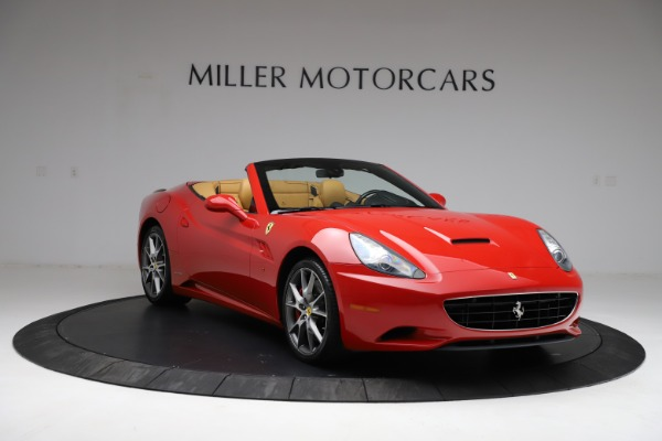 Used 2010 Ferrari California for sale $114,900 at Pagani of Greenwich in Greenwich CT 06830 11
