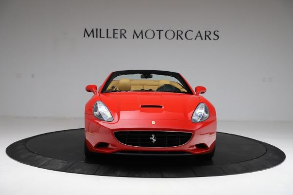 Used 2010 Ferrari California for sale $114,900 at Pagani of Greenwich in Greenwich CT 06830 12