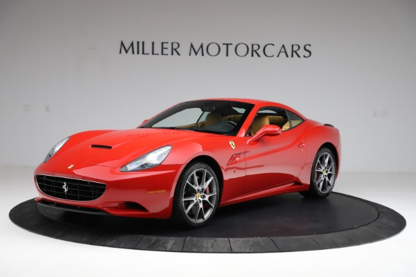 Used 2010 Ferrari California for sale $114,900 at Pagani of Greenwich in Greenwich CT 06830 13