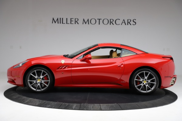Used 2010 Ferrari California for sale $114,900 at Pagani of Greenwich in Greenwich CT 06830 14