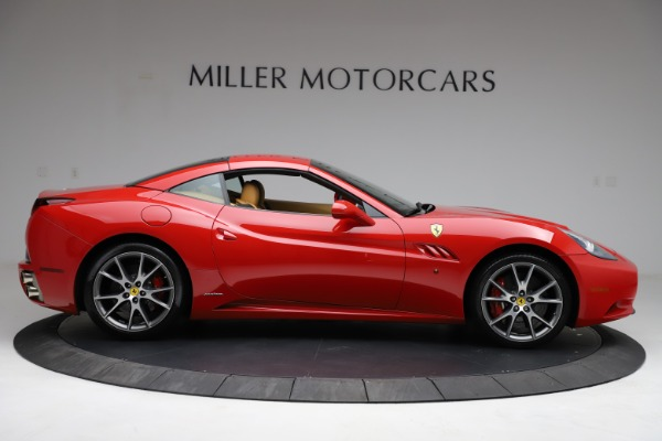 Used 2010 Ferrari California for sale $114,900 at Pagani of Greenwich in Greenwich CT 06830 17
