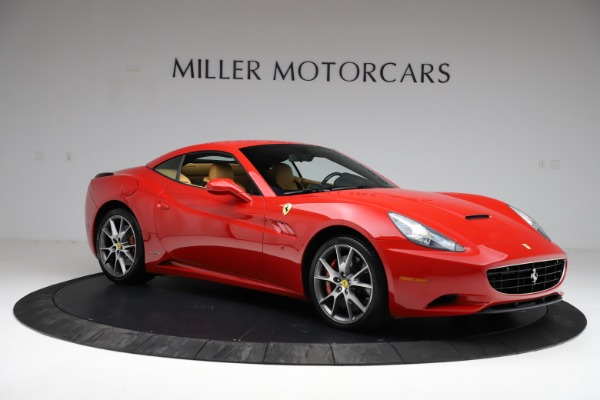 Used 2010 Ferrari California for sale $114,900 at Pagani of Greenwich in Greenwich CT 06830 18