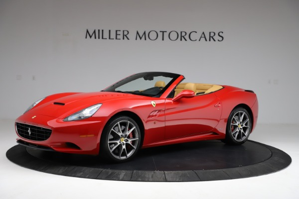 Used 2010 Ferrari California for sale $114,900 at Pagani of Greenwich in Greenwich CT 06830 2