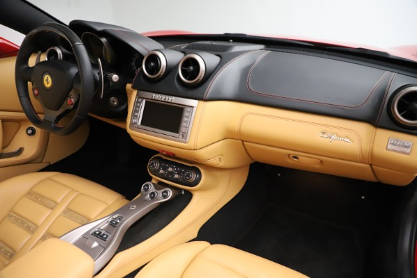 Used 2010 Ferrari California for sale $114,900 at Pagani of Greenwich in Greenwich CT 06830 24