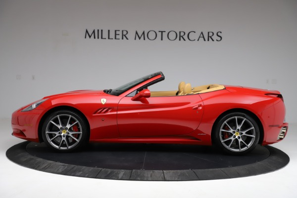 Used 2010 Ferrari California for sale $114,900 at Pagani of Greenwich in Greenwich CT 06830 3