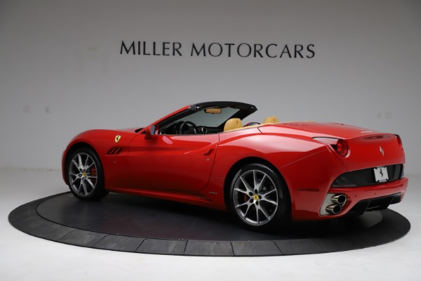 Used 2010 Ferrari California for sale $114,900 at Pagani of Greenwich in Greenwich CT 06830 4