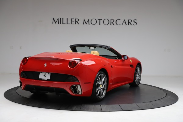 Used 2010 Ferrari California for sale $114,900 at Pagani of Greenwich in Greenwich CT 06830 7