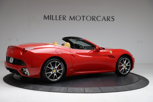 Used 2010 Ferrari California for sale $114,900 at Pagani of Greenwich in Greenwich CT 06830 8