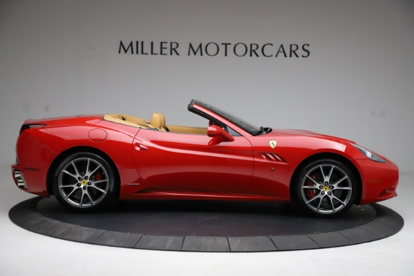 Used 2010 Ferrari California for sale $114,900 at Pagani of Greenwich in Greenwich CT 06830 9