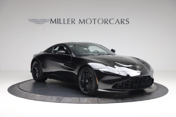 New 2021 Aston Martin Vantage for sale $178,986 at Pagani of Greenwich in Greenwich CT 06830 10