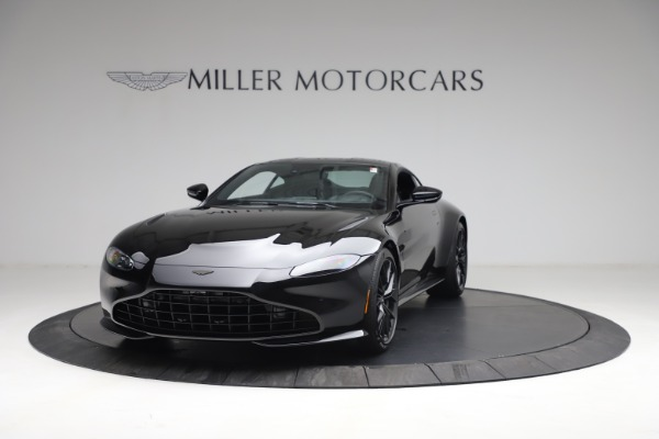 New 2021 Aston Martin Vantage for sale $178,986 at Pagani of Greenwich in Greenwich CT 06830 12