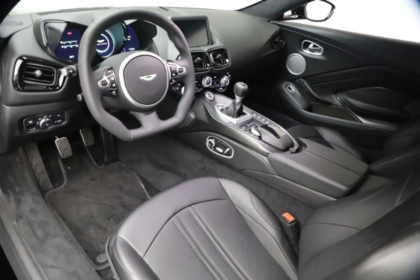 New 2021 Aston Martin Vantage for sale $178,986 at Pagani of Greenwich in Greenwich CT 06830 13
