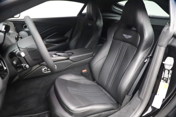 New 2021 Aston Martin Vantage for sale $178,986 at Pagani of Greenwich in Greenwich CT 06830 15