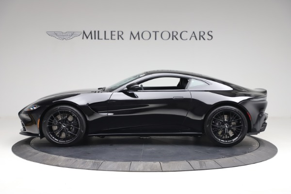 New 2021 Aston Martin Vantage for sale $178,986 at Pagani of Greenwich in Greenwich CT 06830 2