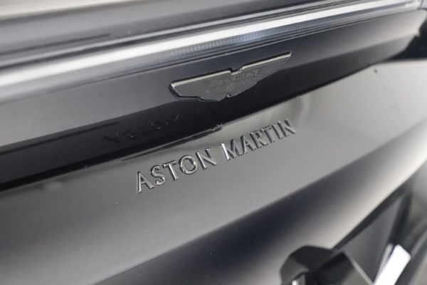 New 2021 Aston Martin Vantage for sale $178,986 at Pagani of Greenwich in Greenwich CT 06830 26