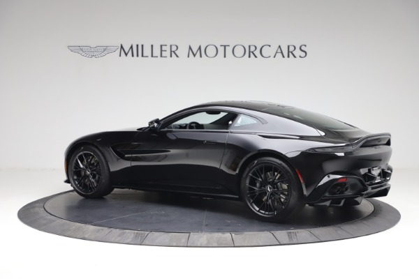 New 2021 Aston Martin Vantage for sale $178,986 at Pagani of Greenwich in Greenwich CT 06830 3