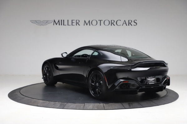 New 2021 Aston Martin Vantage for sale $178,986 at Pagani of Greenwich in Greenwich CT 06830 4