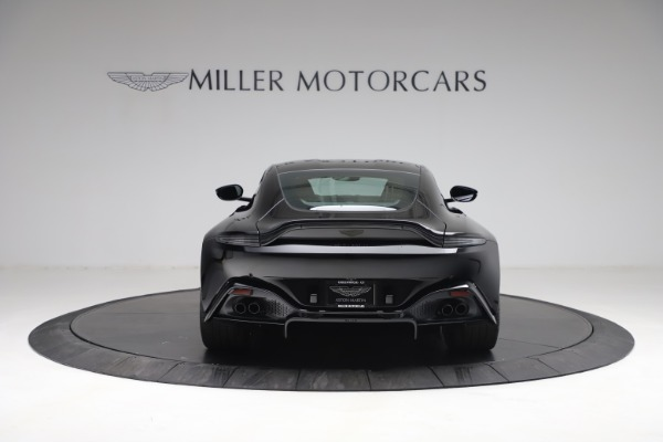 New 2021 Aston Martin Vantage for sale $178,986 at Pagani of Greenwich in Greenwich CT 06830 5
