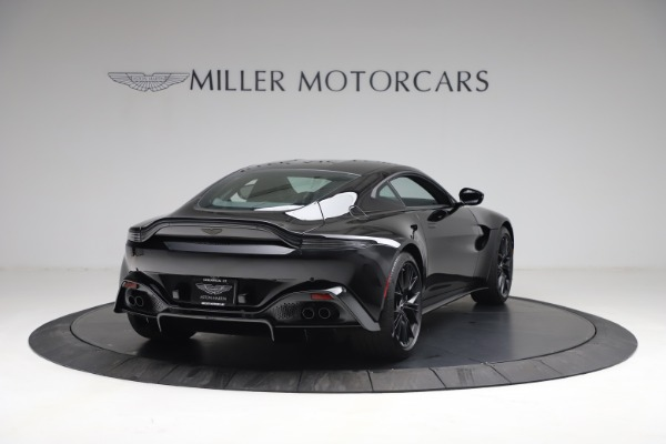 New 2021 Aston Martin Vantage for sale $178,986 at Pagani of Greenwich in Greenwich CT 06830 6