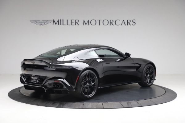 New 2021 Aston Martin Vantage for sale $178,986 at Pagani of Greenwich in Greenwich CT 06830 7