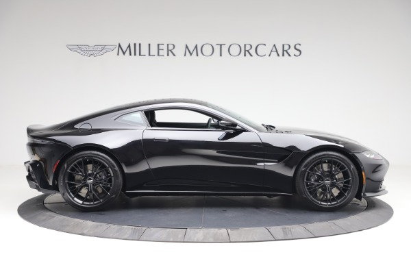 New 2021 Aston Martin Vantage for sale $178,986 at Pagani of Greenwich in Greenwich CT 06830 8