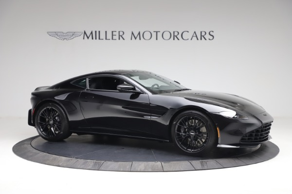 New 2021 Aston Martin Vantage for sale $178,986 at Pagani of Greenwich in Greenwich CT 06830 9