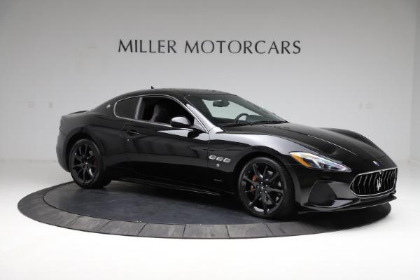 Used 2018 Maserati GranTurismo Sport for sale $98,900 at Pagani of Greenwich in Greenwich CT 06830 10