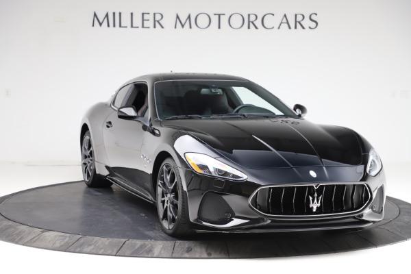 Used 2018 Maserati GranTurismo Sport for sale $98,900 at Pagani of Greenwich in Greenwich CT 06830 11