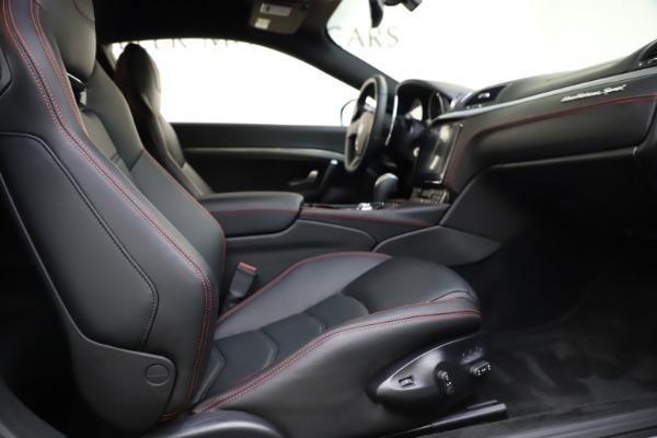 Used 2018 Maserati GranTurismo Sport for sale $98,900 at Pagani of Greenwich in Greenwich CT 06830 19