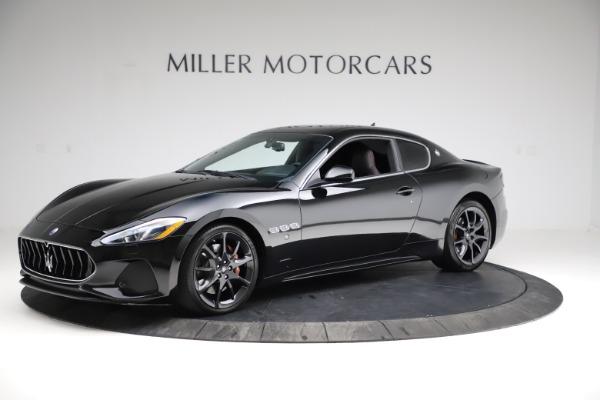 Used 2018 Maserati GranTurismo Sport for sale $98,900 at Pagani of Greenwich in Greenwich CT 06830 2