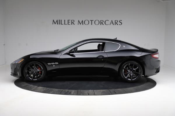 Used 2018 Maserati GranTurismo Sport for sale $98,900 at Pagani of Greenwich in Greenwich CT 06830 3