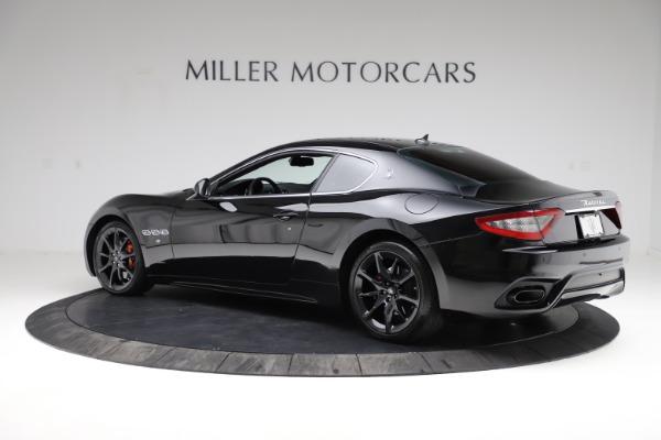 Used 2018 Maserati GranTurismo Sport for sale $98,900 at Pagani of Greenwich in Greenwich CT 06830 4