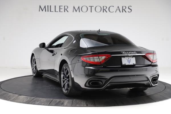 Used 2018 Maserati GranTurismo Sport for sale $98,900 at Pagani of Greenwich in Greenwich CT 06830 5