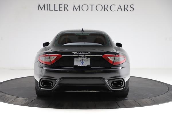 Used 2018 Maserati GranTurismo Sport for sale $98,900 at Pagani of Greenwich in Greenwich CT 06830 6