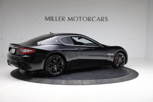 Used 2018 Maserati GranTurismo Sport for sale $98,900 at Pagani of Greenwich in Greenwich CT 06830 8