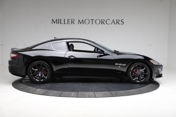 Used 2018 Maserati GranTurismo Sport for sale $98,900 at Pagani of Greenwich in Greenwich CT 06830 9