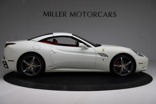 Used 2014 Ferrari California 30 for sale Call for price at Pagani of Greenwich in Greenwich CT 06830 15
