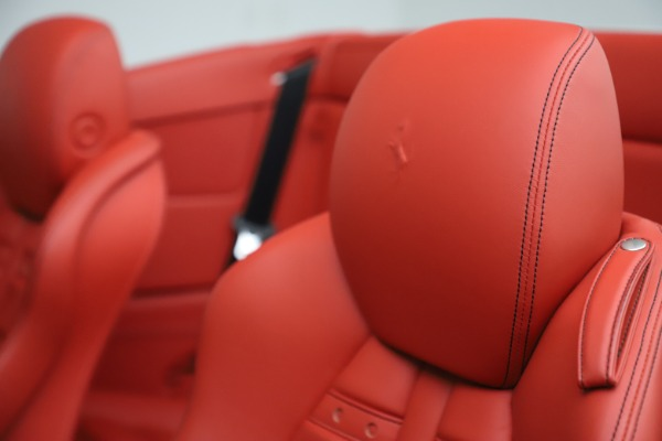 Used 2014 Ferrari California 30 for sale Call for price at Pagani of Greenwich in Greenwich CT 06830 23