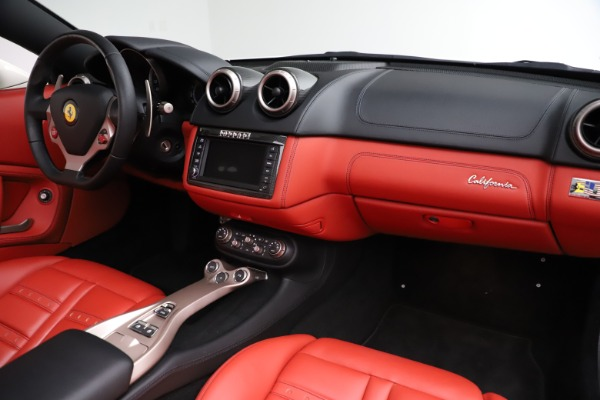 Used 2014 Ferrari California 30 for sale Call for price at Pagani of Greenwich in Greenwich CT 06830 26
