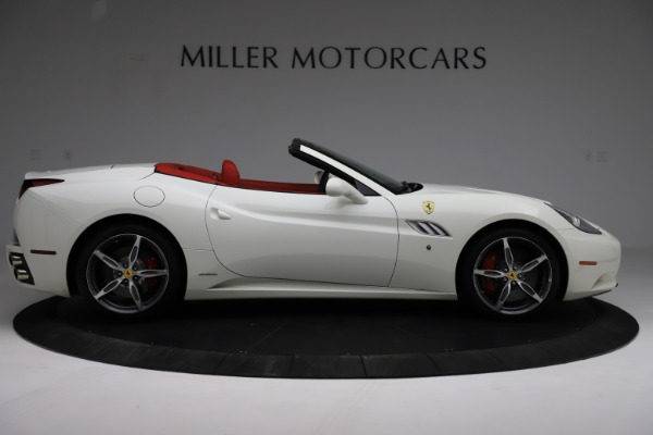 Used 2014 Ferrari California 30 for sale Call for price at Pagani of Greenwich in Greenwich CT 06830 9