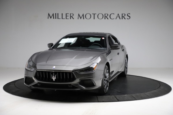 New 2021 Maserati Ghibli S Q4 GranSport for sale $100,285 at Pagani of Greenwich in Greenwich CT 06830 1