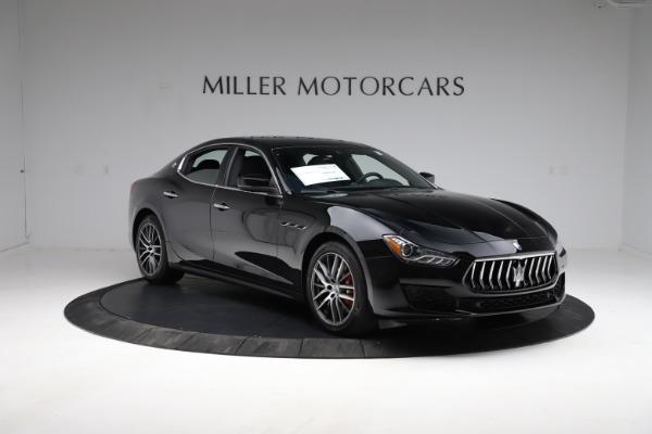 New 2021 Maserati Ghibli S Q4 for sale $86,654 at Pagani of Greenwich in Greenwich CT 06830 11